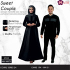 Baju Couple Mutif Series 24 Hitam – Misty